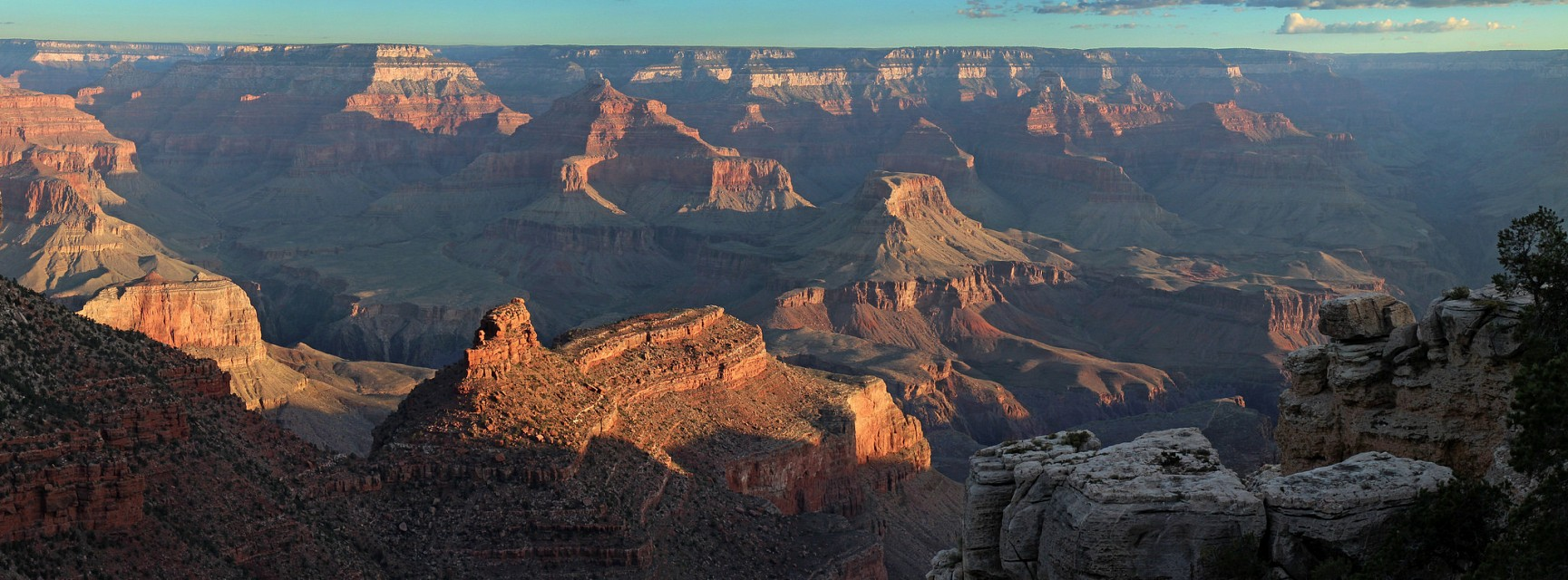 Grand Canyon National Park: Sunrise October 19, 2014 - Grand Canyon National Park