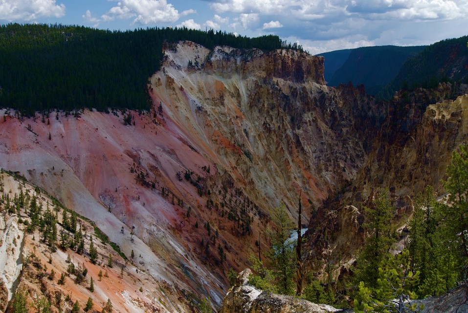 Grand Canyon of the Yellowstone - Grand Canyon of the Yellowstone