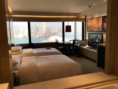 Grand Hyatt Hong Kong