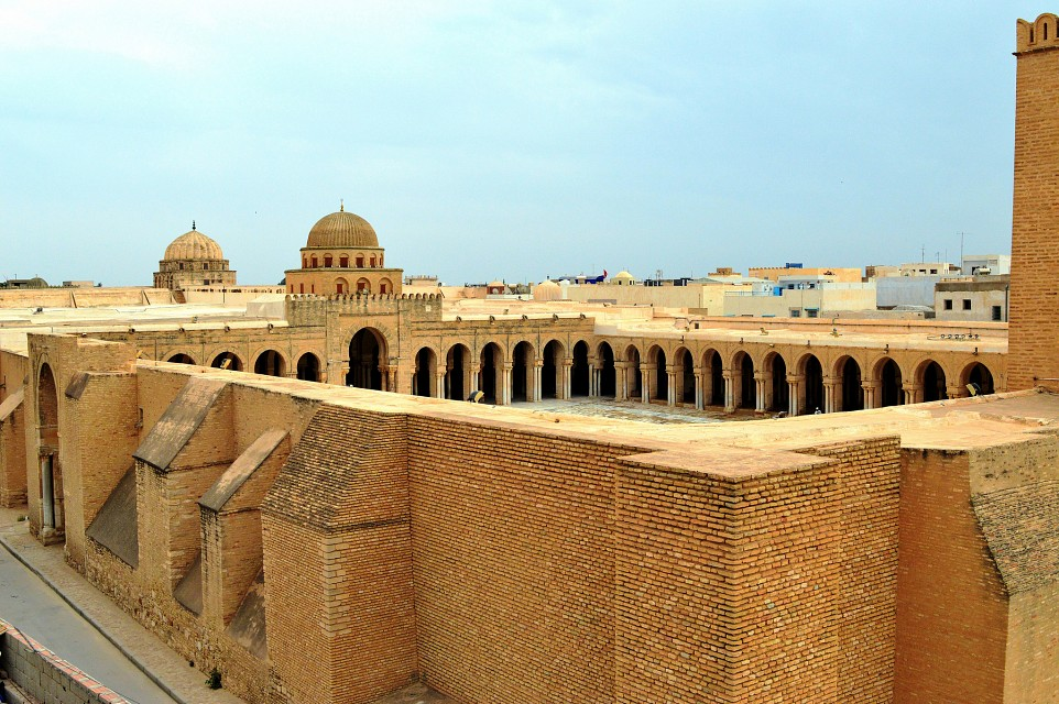 Mosque of Uqba - The Great Mosque - Great Mosque of Kairouan
