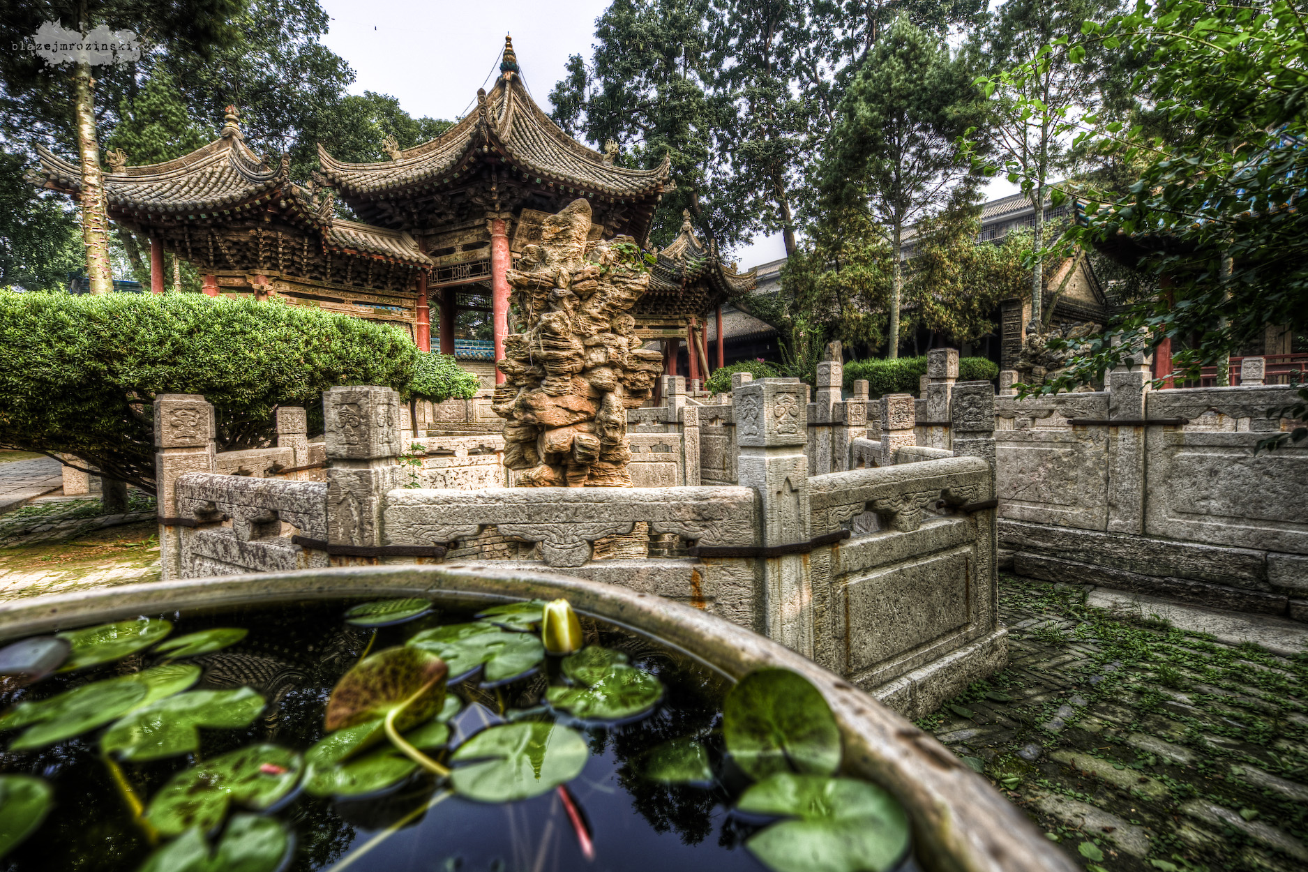 Great Mosque of Xi'an - Mosque in Xi'an - Thousand Wonders