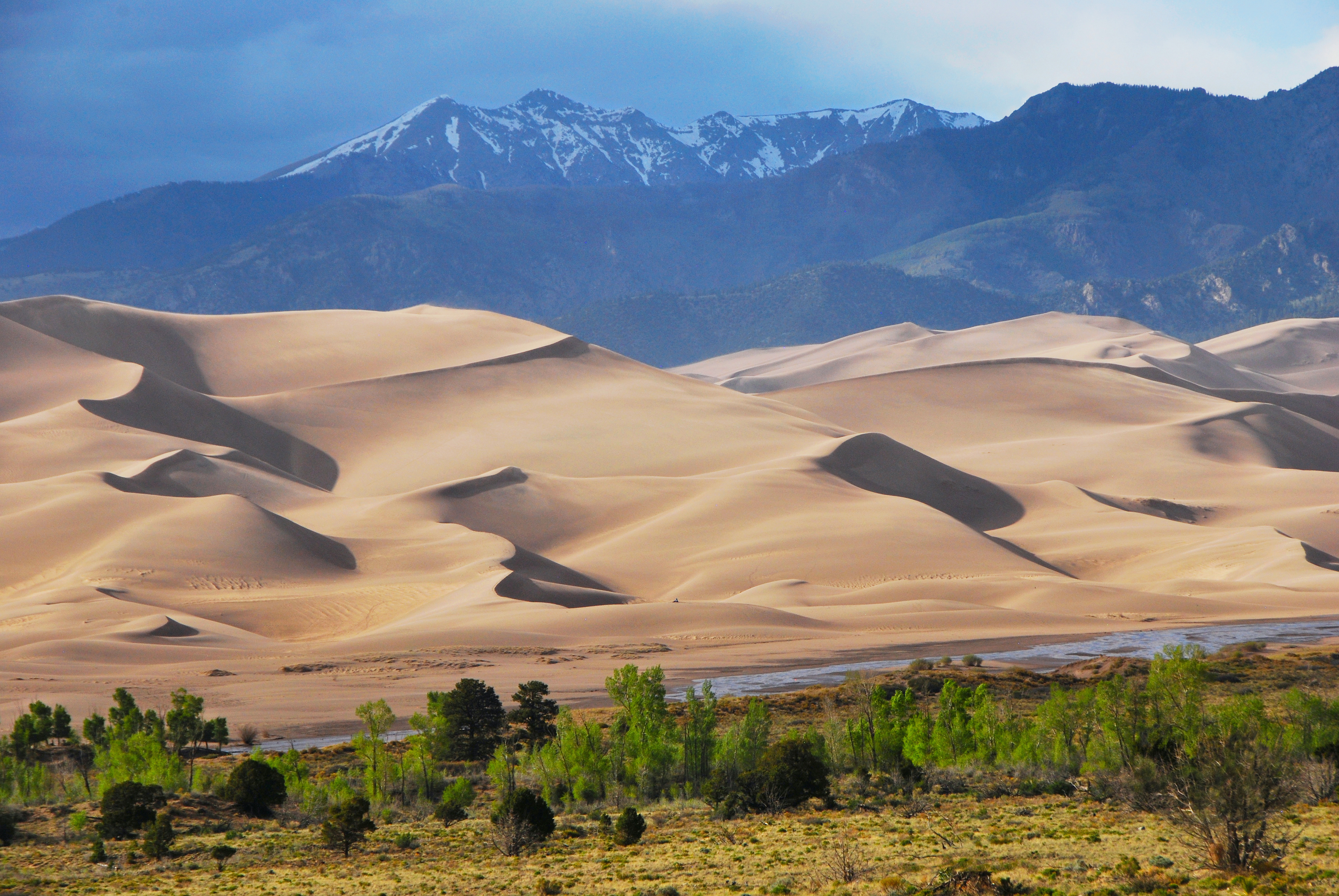 Great Sand Dunes National Park and Preserve National Park in