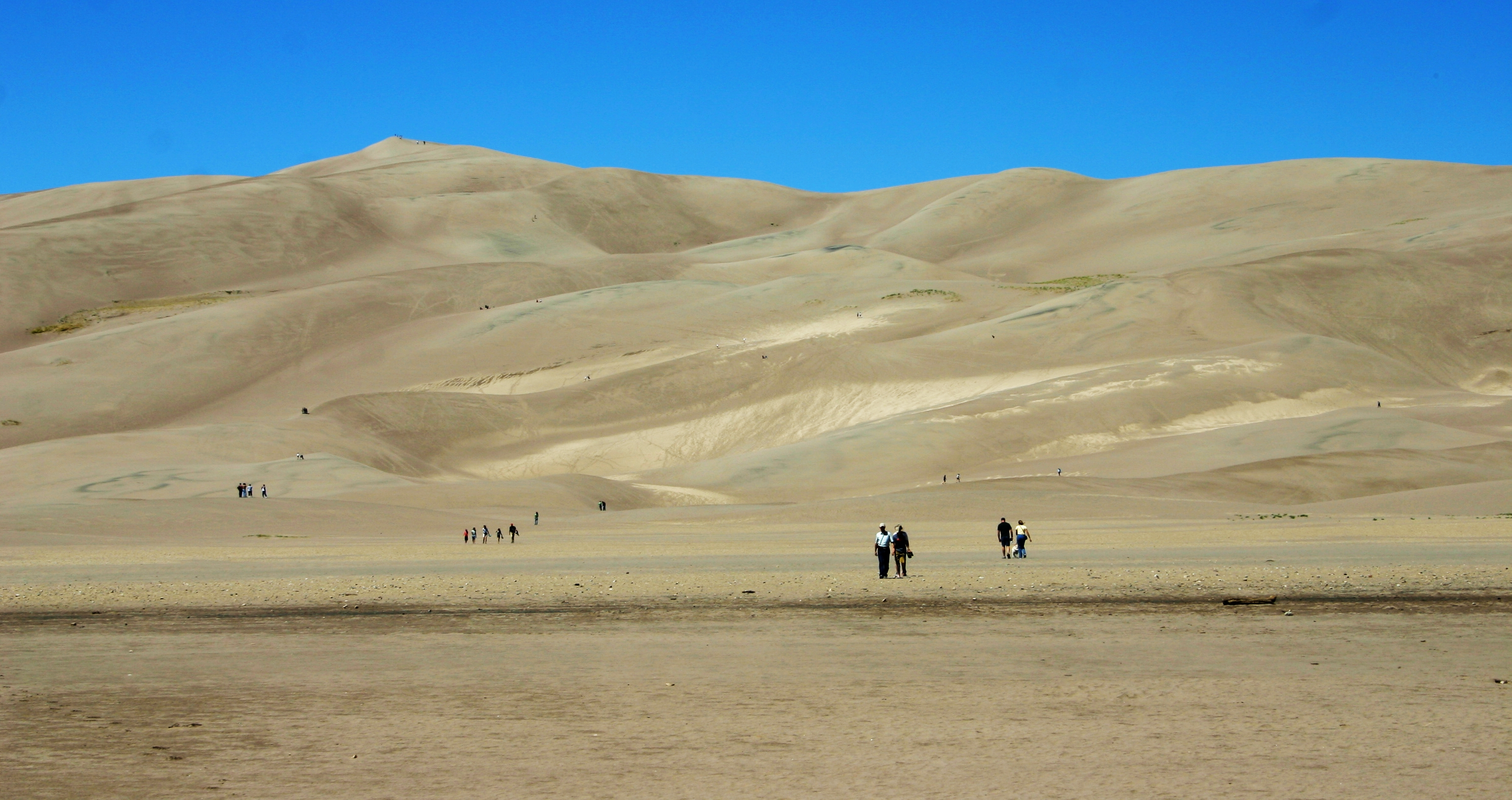 The Great Sand Dunes National Park and Preserve | Another ... |Great Sand Dunes