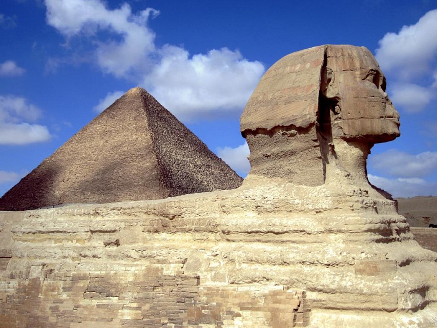 Sphinx - Great Sphinx of Giza