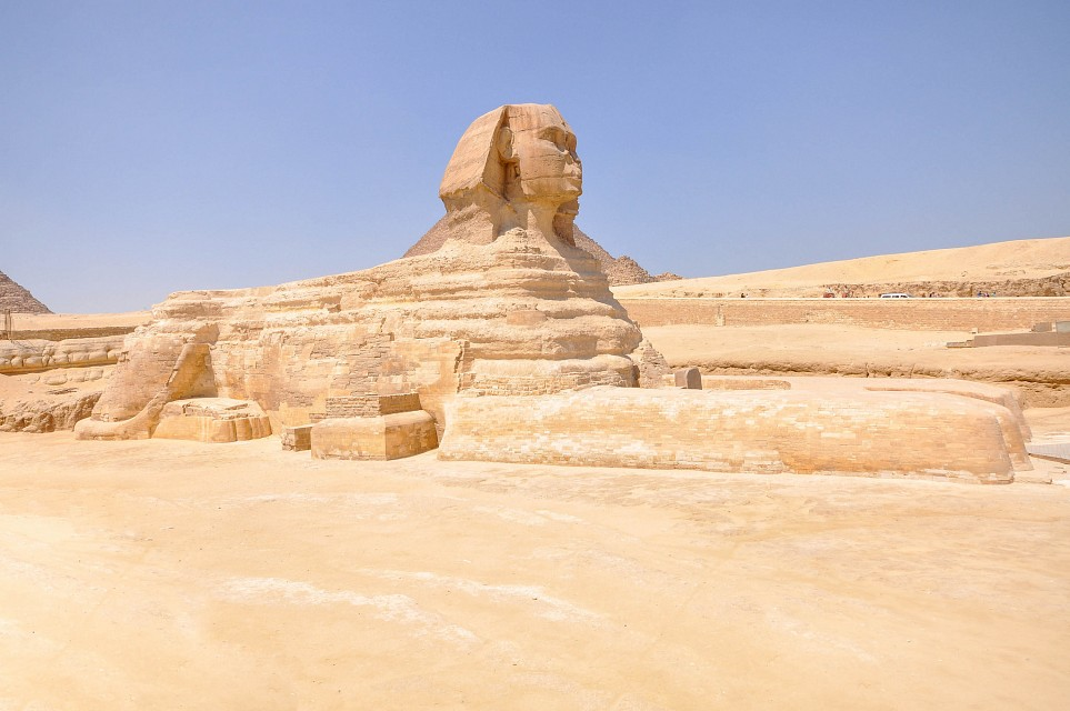 The Great Sphinx of Giza - Great Sphinx of Giza