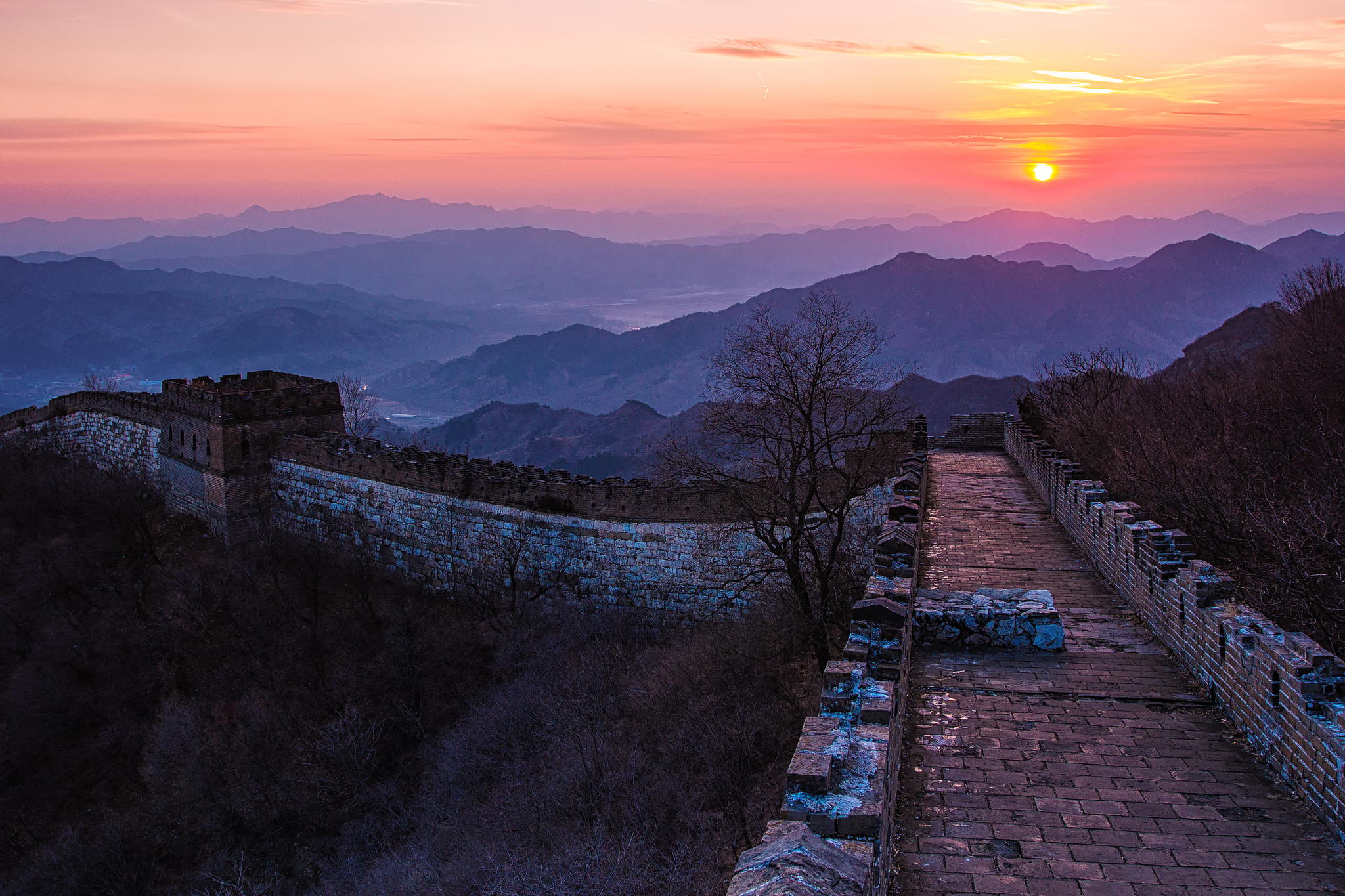 Great Wall of China - World Heritage Site in China ...