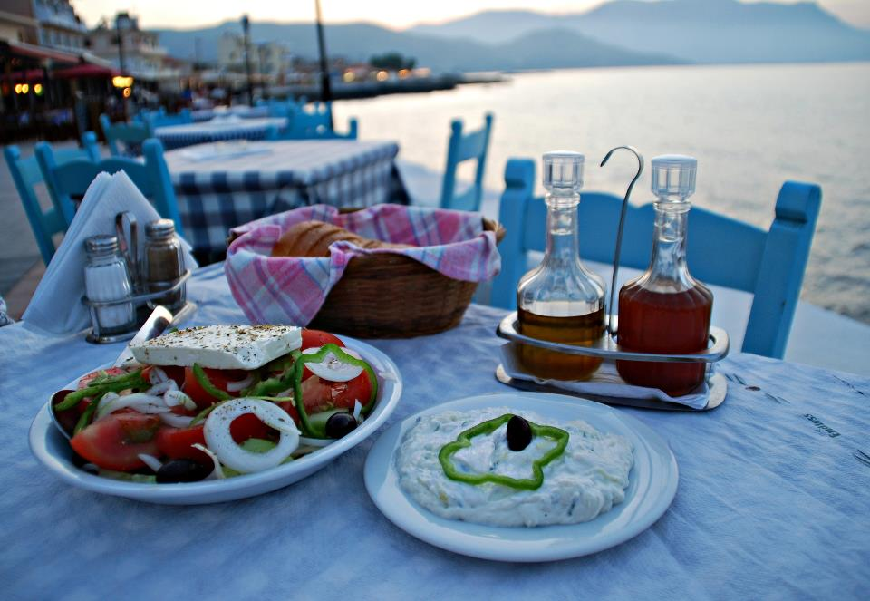 Greece in europe thousand wonders for Apollon greek and european cuisine