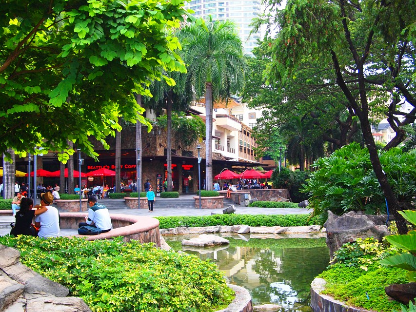 Greenbelt Park Outside Greenbelt 3 -