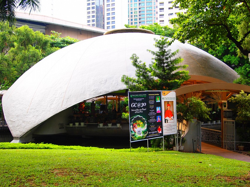 Greenbelt Chapel - Greenbelt Makati