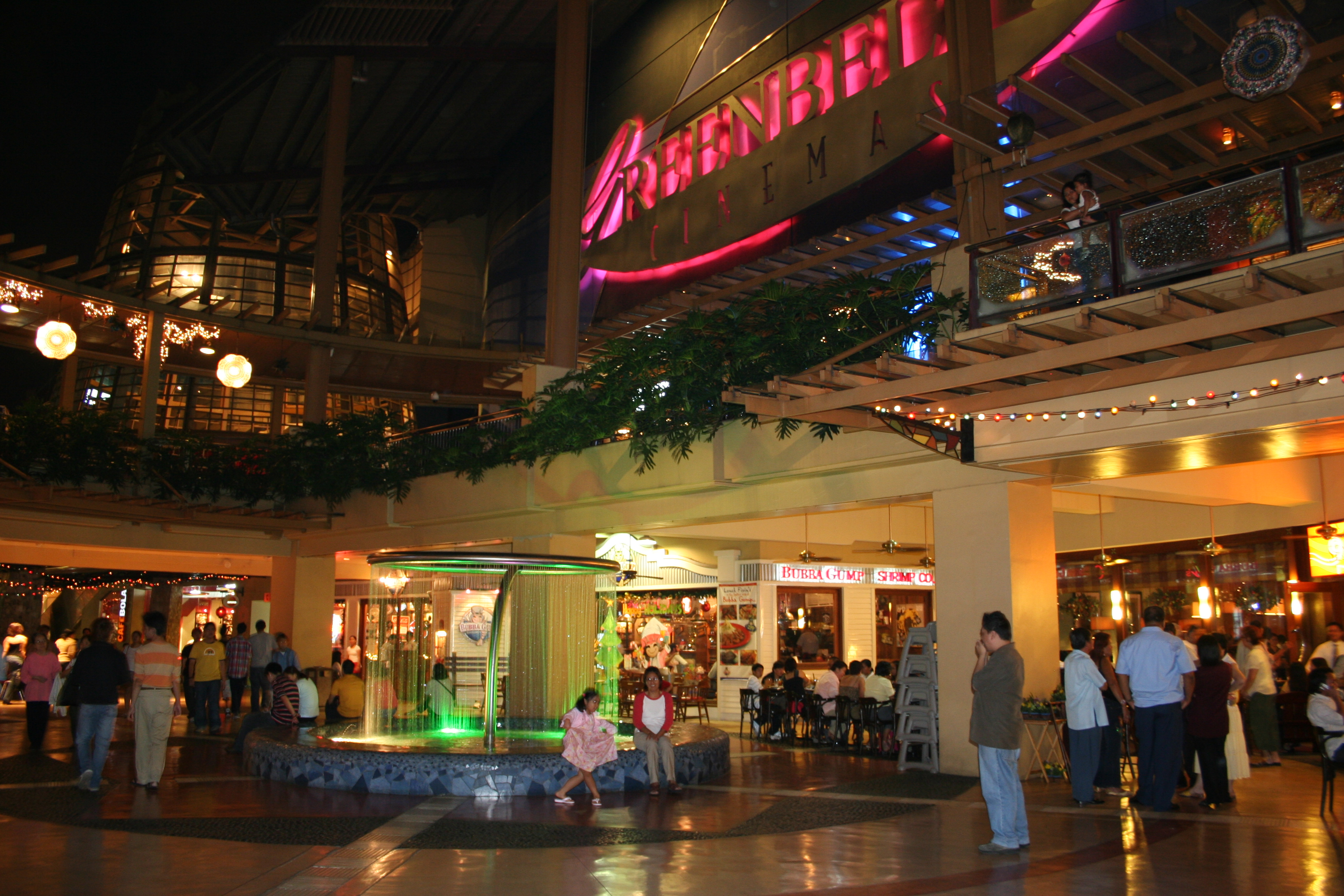 Greenbelt Makati - Shopping Mall in Makati