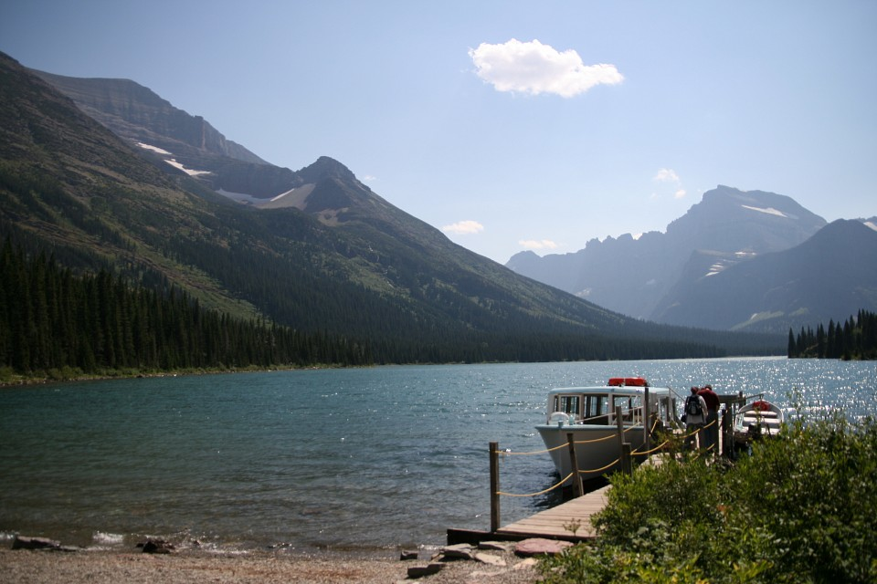 Grinnell Lake - Grinnell Lake