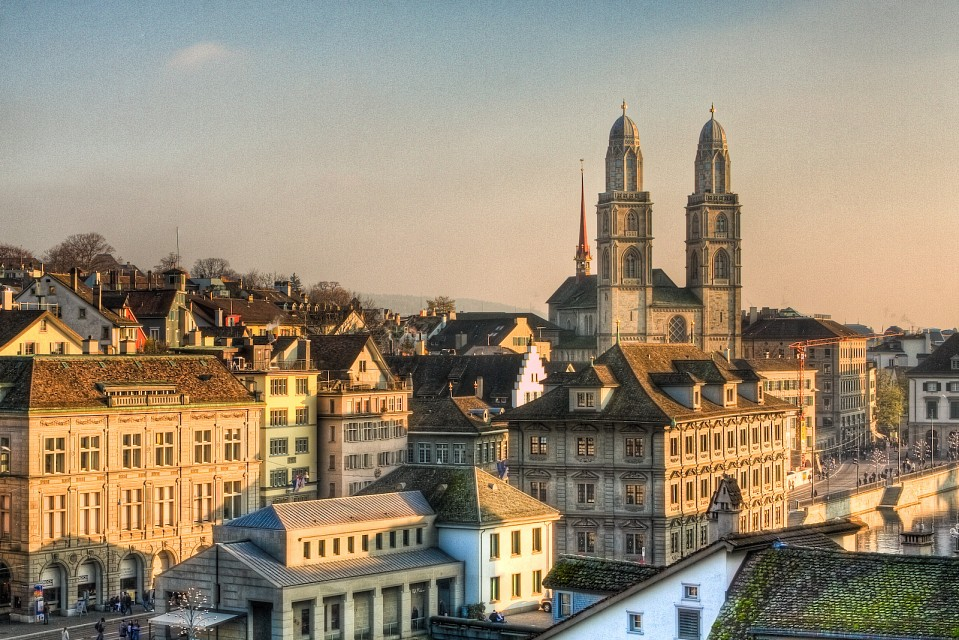 - Grossmünster