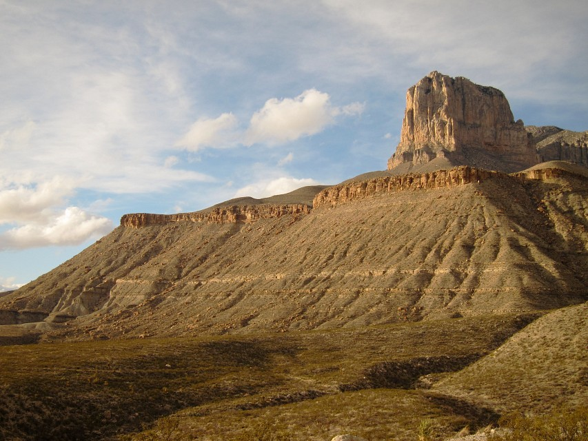 Guadalupe Mountains National Park National Park In Texas