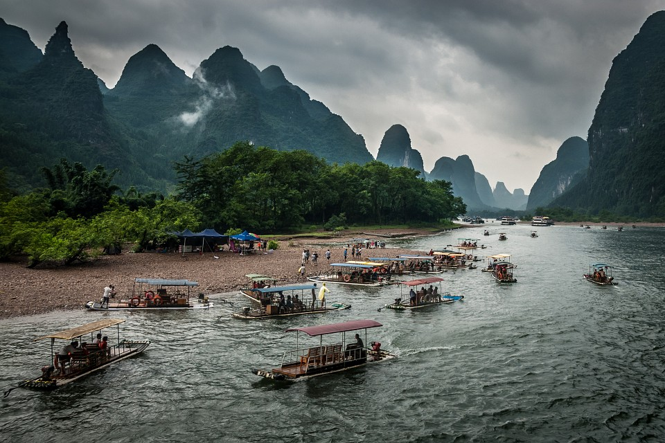 Li River -