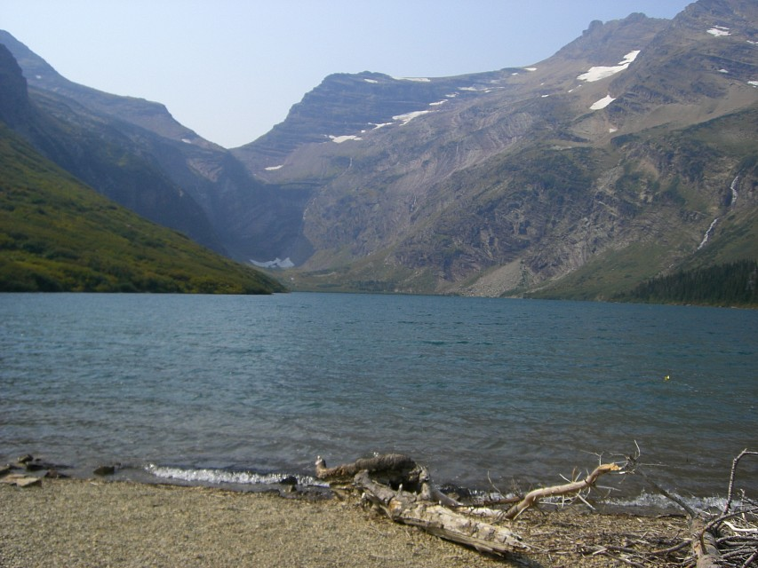Gunsight Lake - Gunsight Lake
