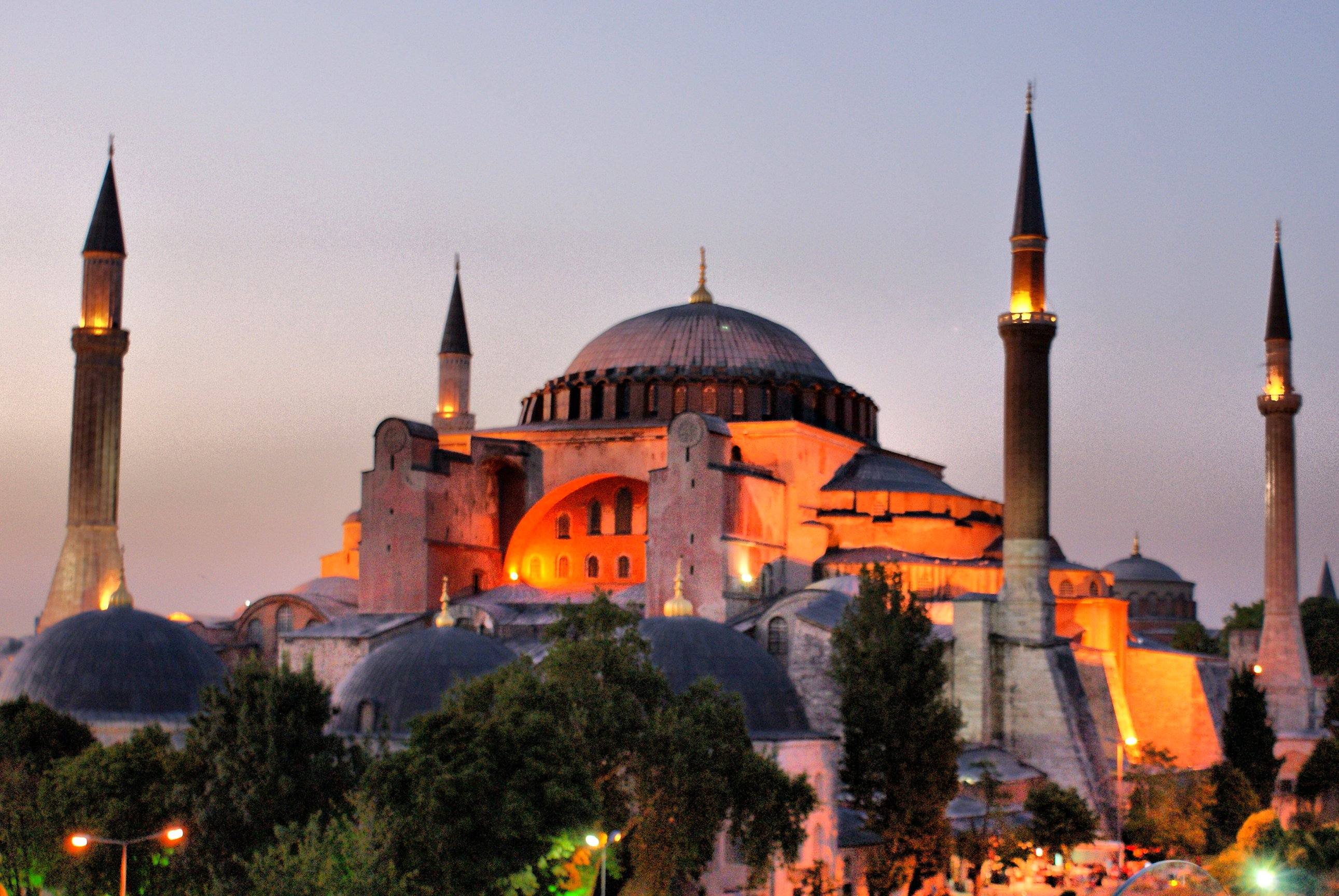 Hagia Sophia Mosque In Istanbul Thousand Wonders