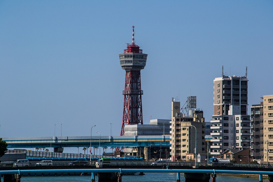 Hakata Port Tower - Hakata Port Tower