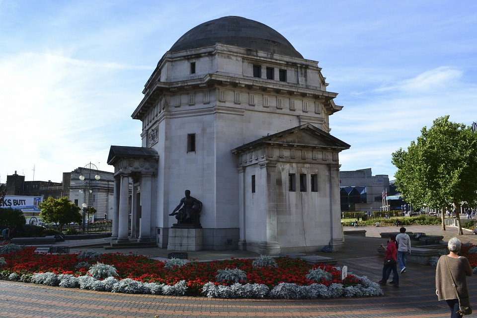 The Hall of Memory, Birmingham - Hall of Memory