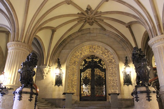 Entrance Hall -
