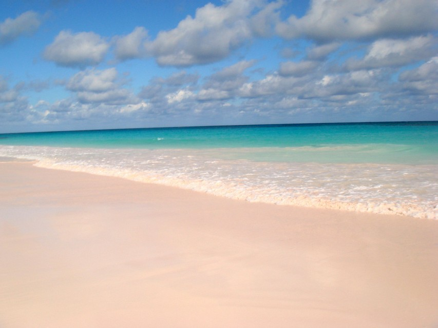 Pink Sands Beach, Harbour Island, Bahamas - Harbour Island