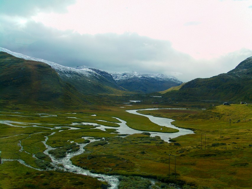 Hardangervidda National Park (NOR) - Hardangervidda National Park