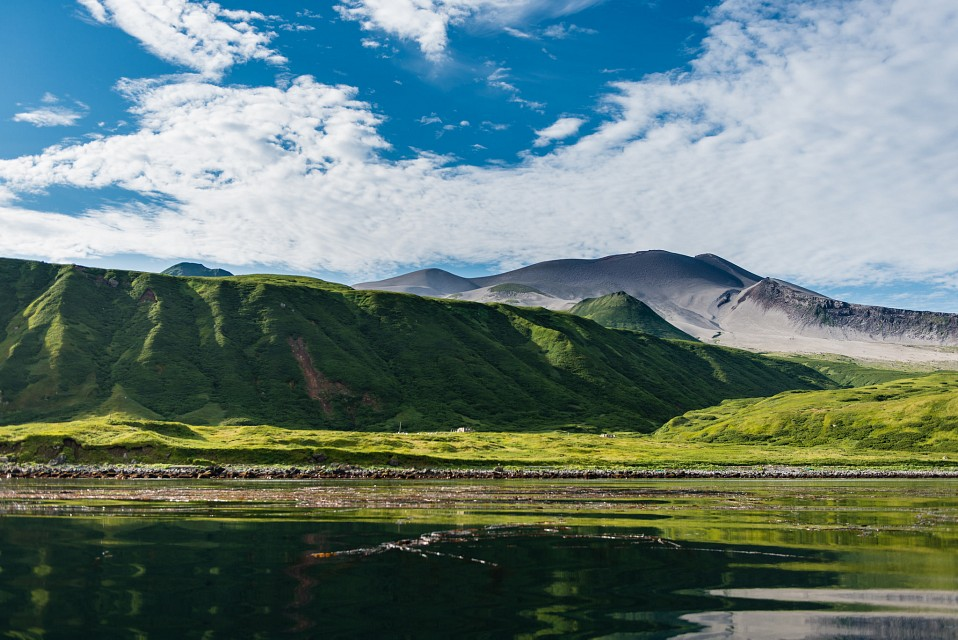 Kuril Islands - Harimkotan - Harimkotan