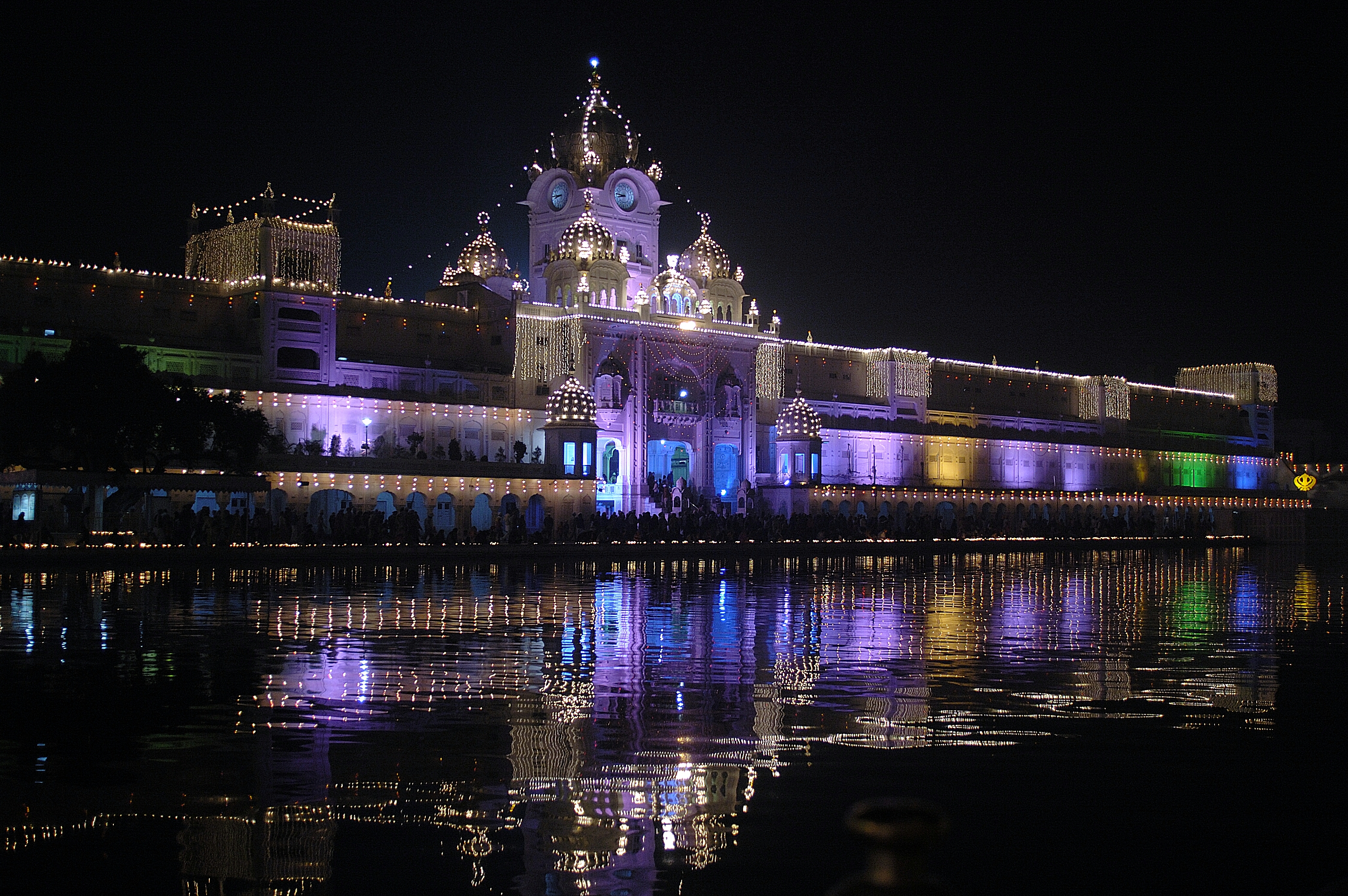 golden temple diwali wallpaper - photo #7