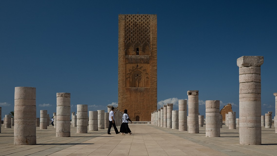 Hassan tower - Hassan Tower