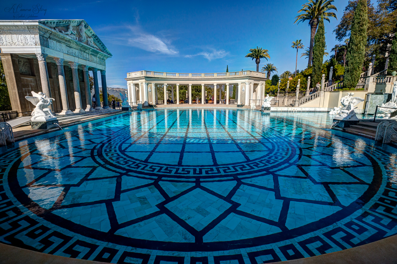 Pictures Of Swimming Pools Hearst Castle Castle In California Thousand Wonders