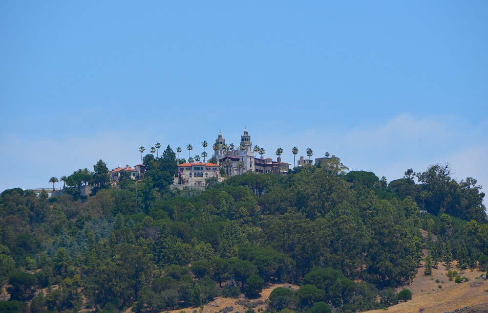 Hearst San Simeon State Park State Provincial Park In