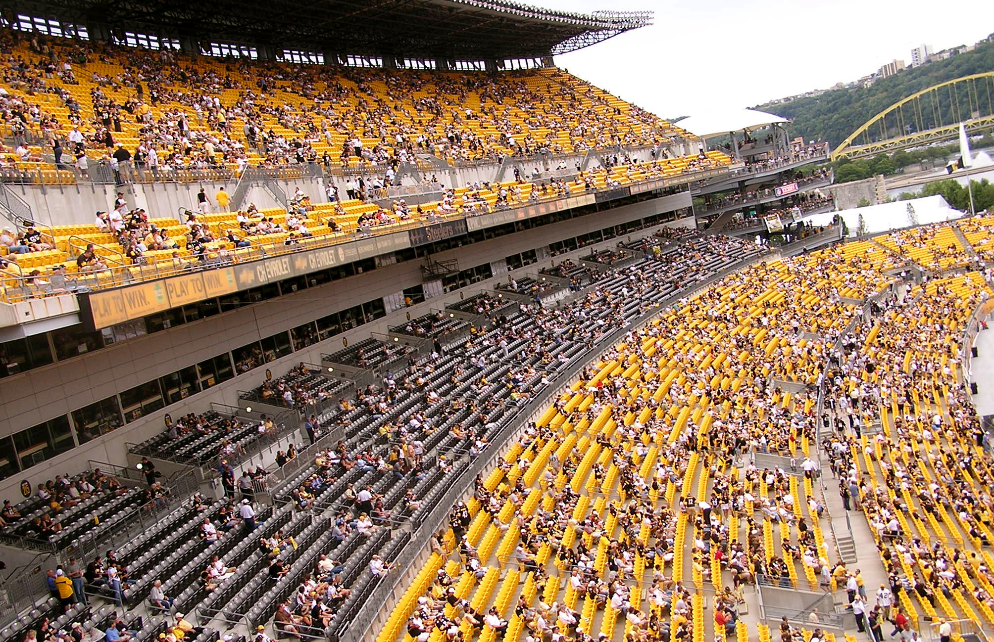 Pictures of heinz field pittsburgh pa Did Seal Team 6 members strangle Green Beret to cover