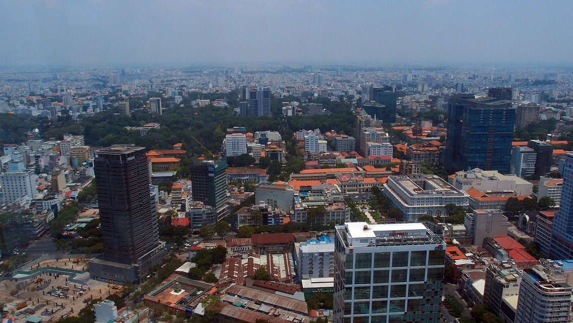 Bitexco Financial Tower / Saigon Skydeck - Ho Chi Minh City