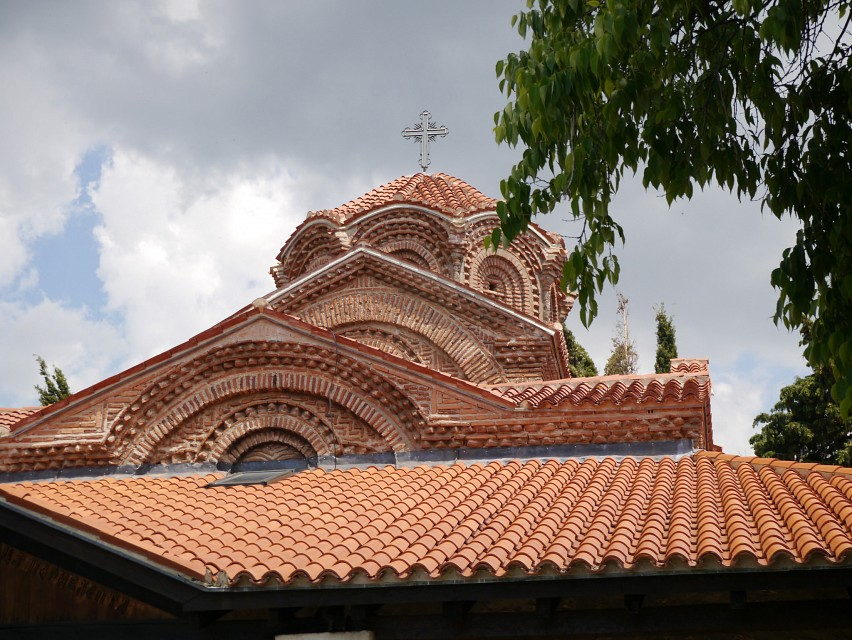 Holy Mary Perybleptos church, Ohrid - Holy Mary Perybleptos