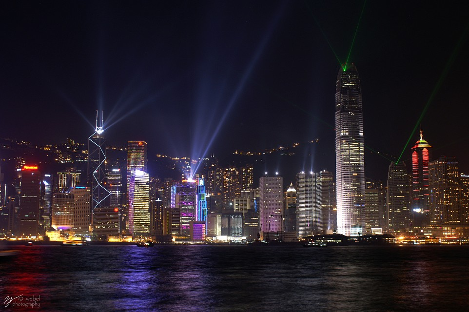 Symphony of Light - Hong Kong
