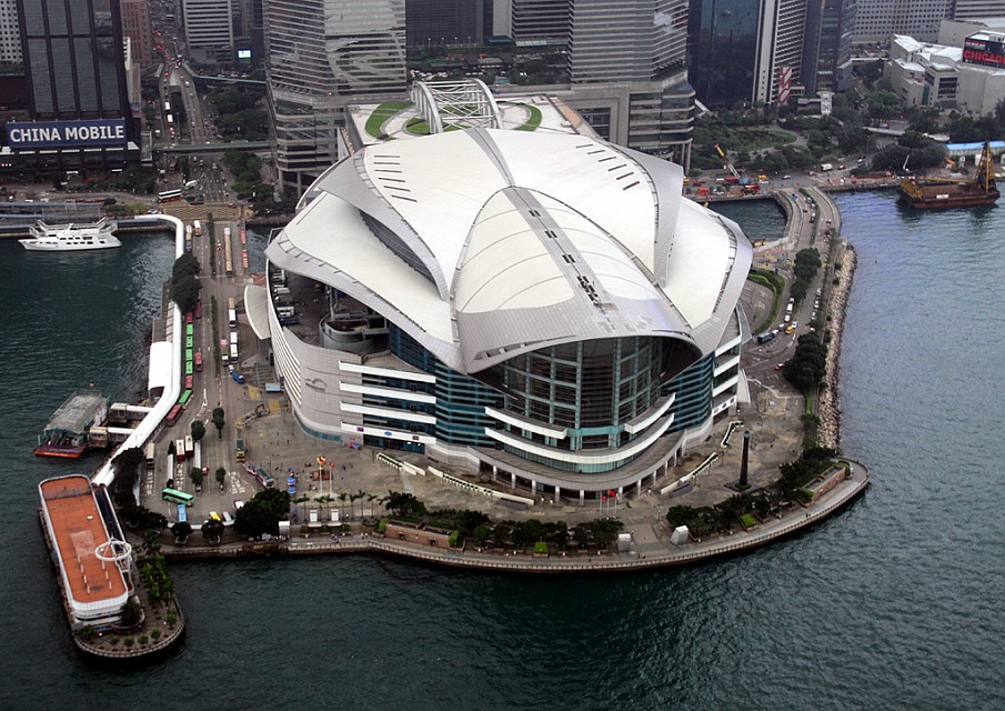 Hong Kong Convention and Exhibition Centre | Wan Chai | Hong Kong | China - Hong Kong Convention and Exhibition Centre