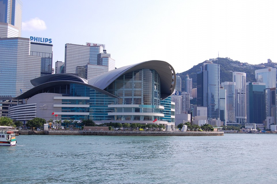 Hong Kong Convention and Exhibition Centre - Hong Kong Convention and Exhibition Centre