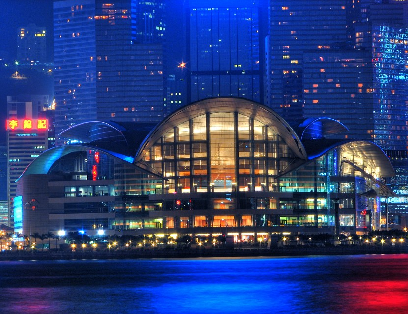 Renaissance Hong Kong Harbour View Hotel - Book your Hotel