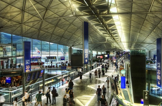 Connecting in Hong Kong -