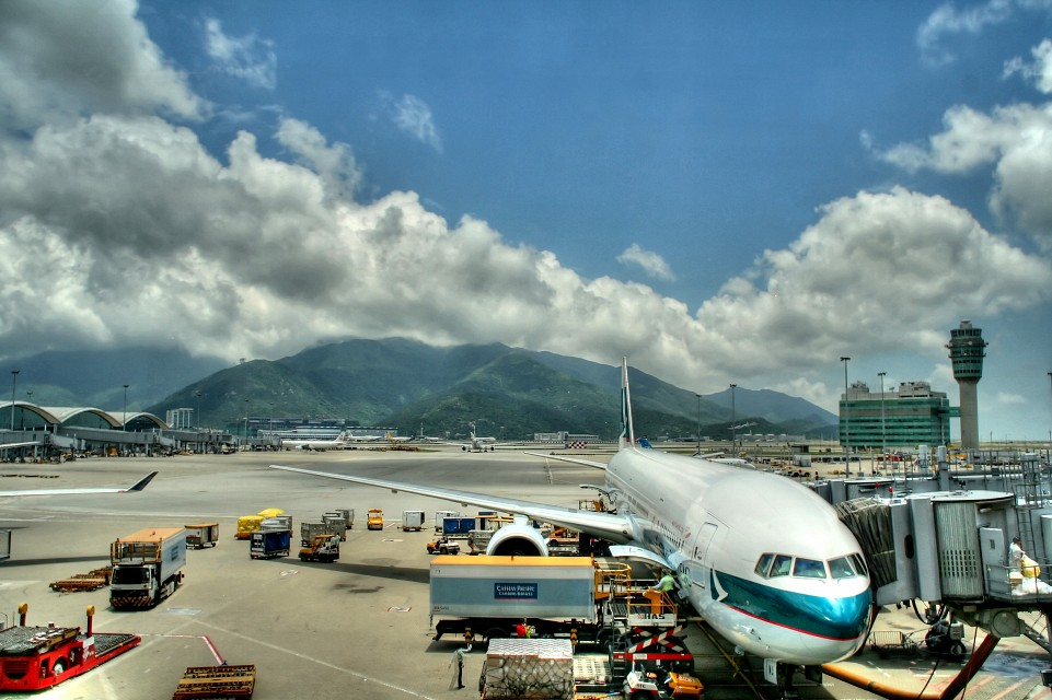Support@Hong Kong airport (aka Where's my luggage?) - Hong Kong International Airport