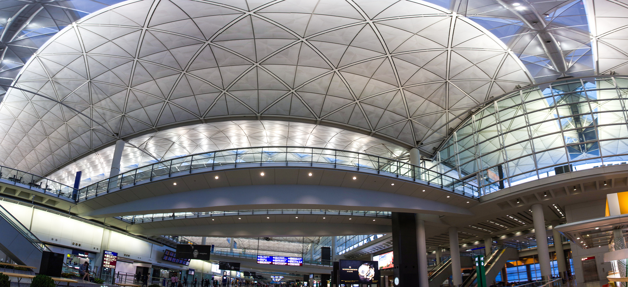 hong kong international airport Which airport is hkg hkg is officially named hong kong intl, and is located in the city of hong kong over 99 airline carriers fly approximately 254 flights per week.