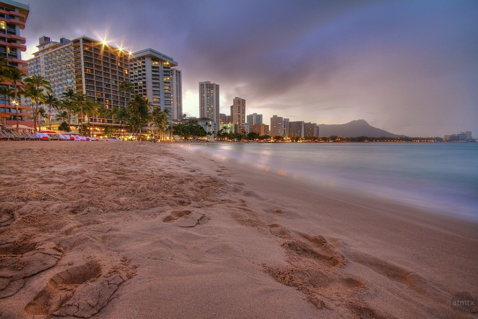 Hotels on Waikiki - Honolulu