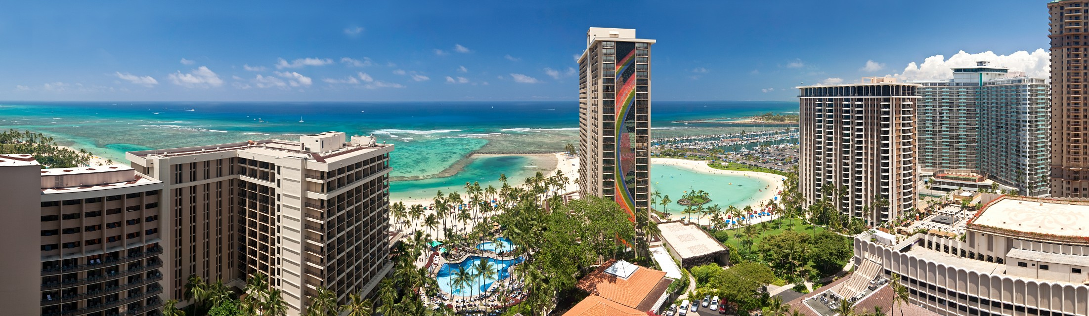 Hilton Hawaiian Village - Waikiki, Hawaii - Honolulu