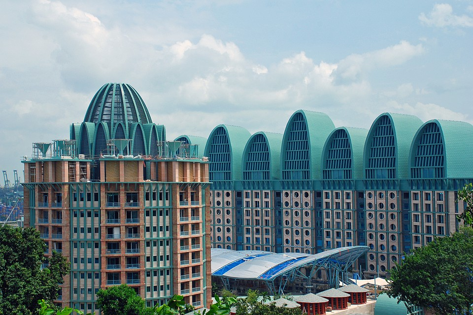 Resorts World at Sentosa - Hotel Michael - Resorts World Sentosa Singapore