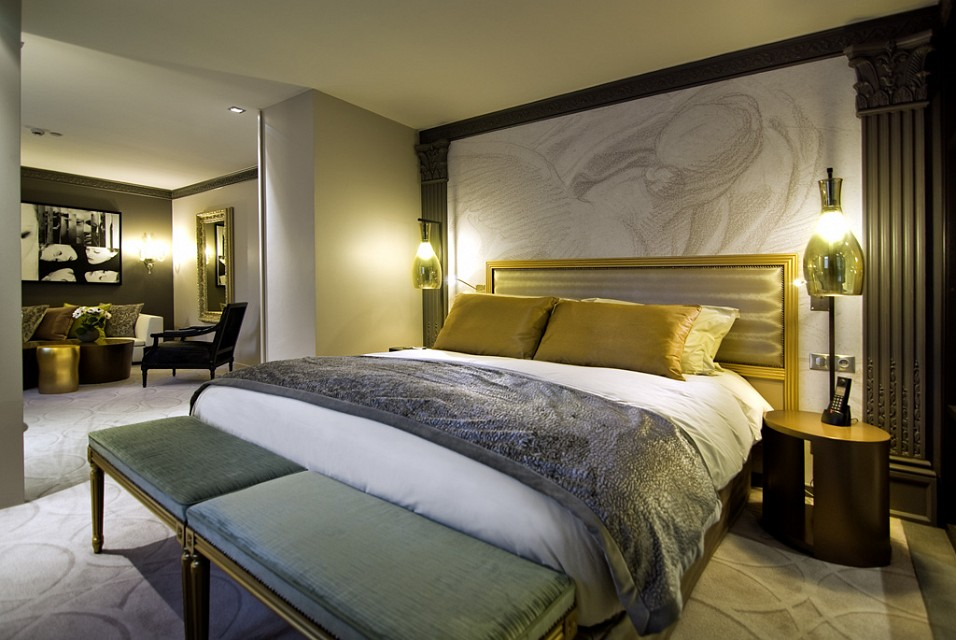 Suite Collection - Hotel Sofitel Paris le Faubourg