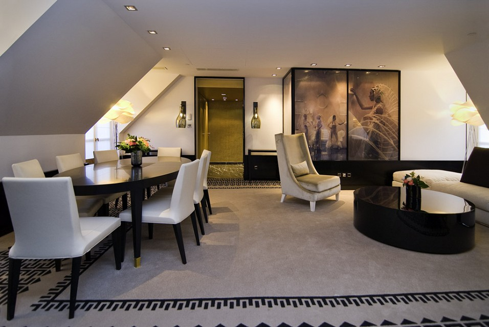 Appartement Couture - Hotel Sofitel Paris le Faubourg