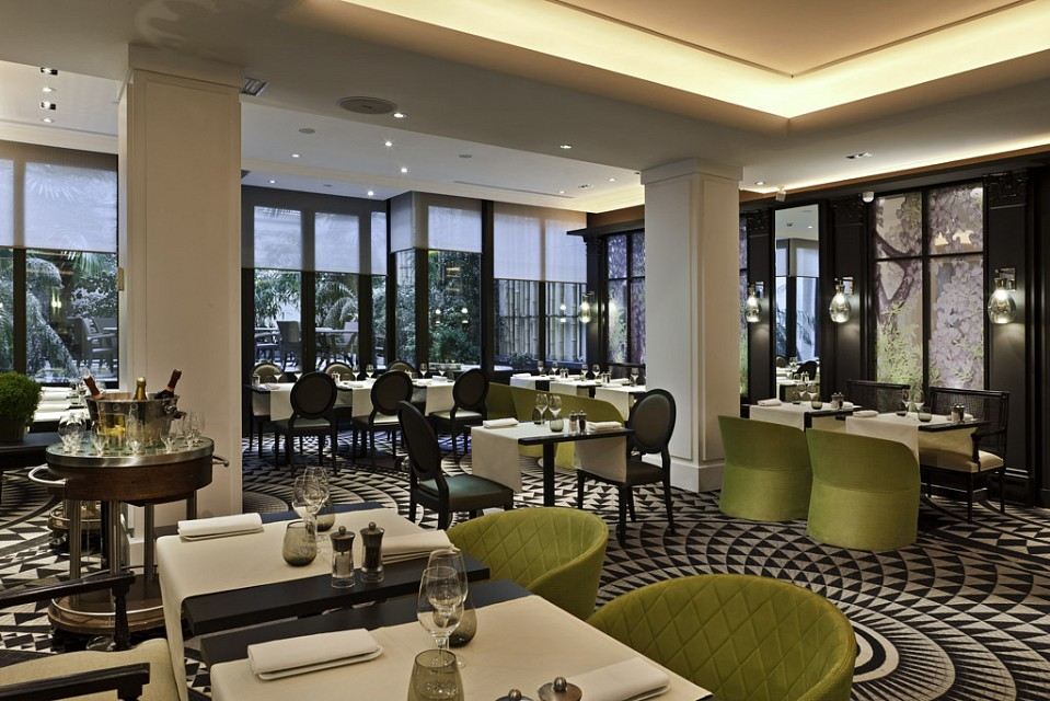 "Restaurant ""Les Collections"" - Hotel Sofitel Paris le Faubourg"