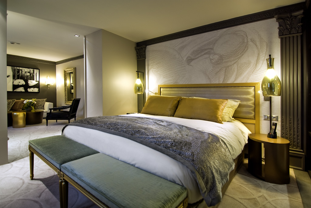 hotel sofitel paris le faubourg hotel in paris. Black Bedroom Furniture Sets. Home Design Ideas