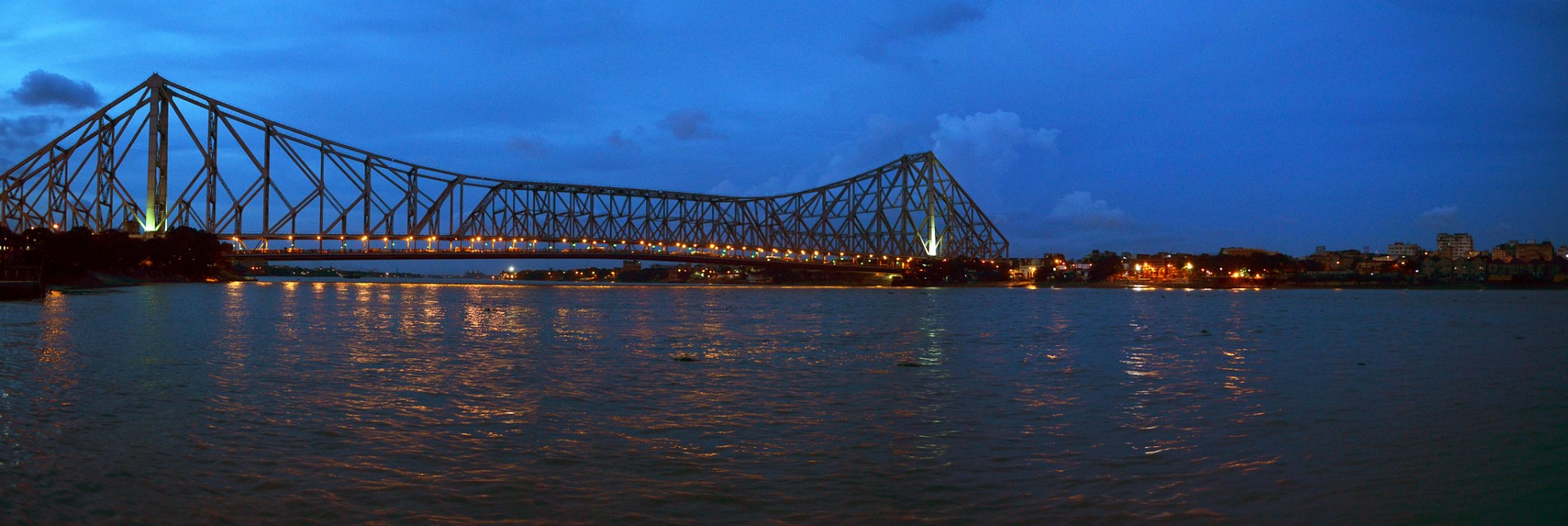 Awesome Kolkata! - Howrah Bridge