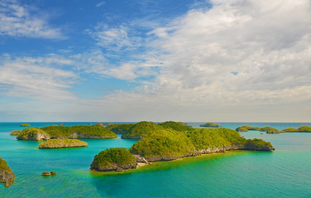 Hundred Islands, Philippines - Hundred Islands National Park