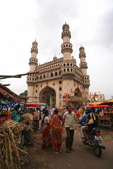 Outdoor Market at the